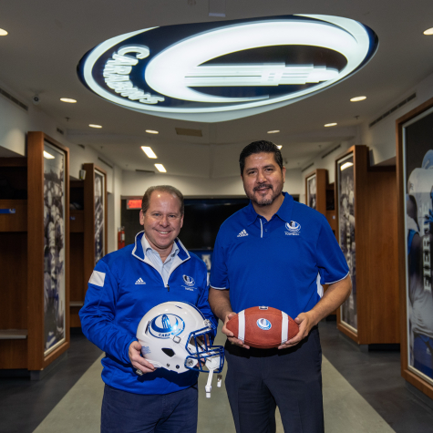 Anthony Calvillo joins Carabins' coaching staff