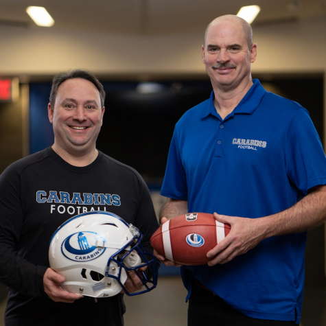 Denis Touchette en charge de la défense des Carabins