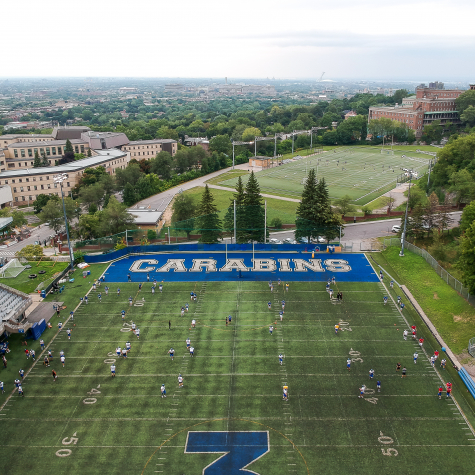 Carabins football : C'est reparti